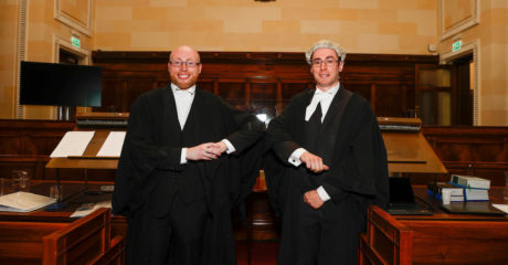 The 2021 Adrian Hardiman Moot Competition