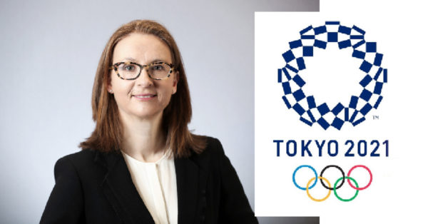 Susan Ahern BL appointed as an Arbitrator for the Olympic Games in Tokyo