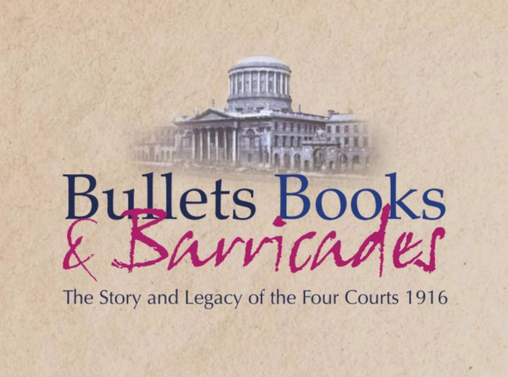 Bullets, Books and Barricades